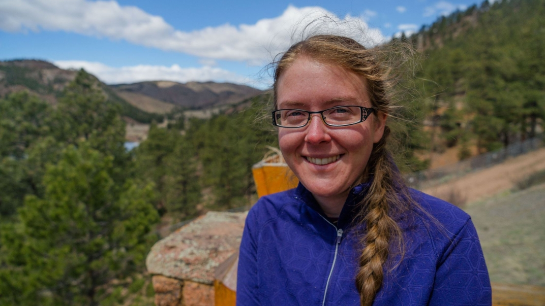 Andrea Coyle, violin teacher in Denver