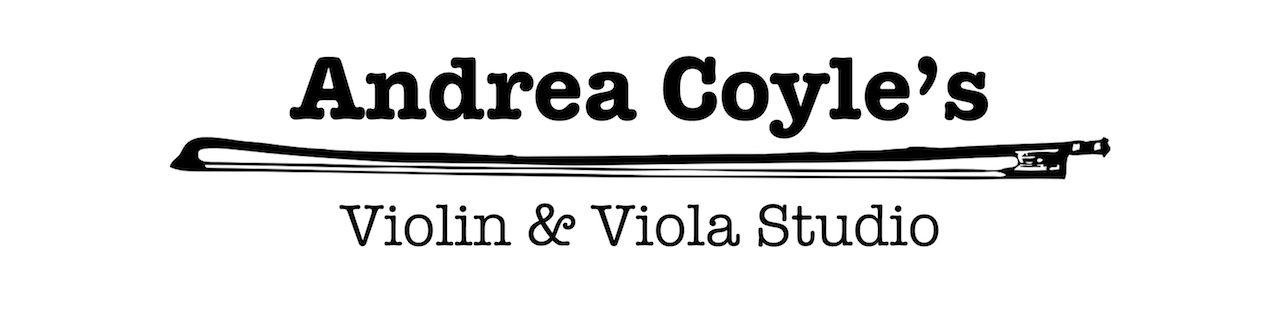 Andrea Coyle's Violin & Viola Studio, LLC