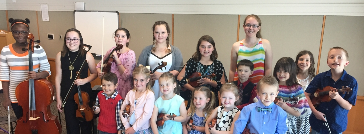 violin lessons in Denver