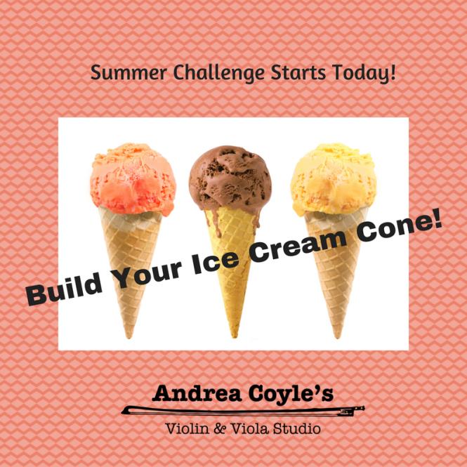 Build Your Ice Cream Cone!