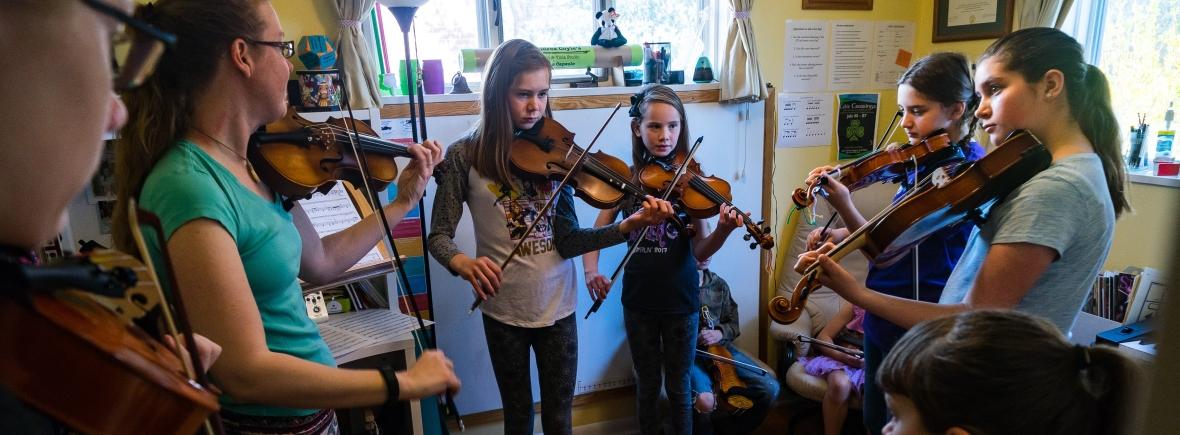 The Ten Principles – Andrea Coyle's Violin & Viola Studio, LLC