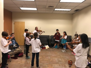 Repertoire Class Winter Workshop 2019 10