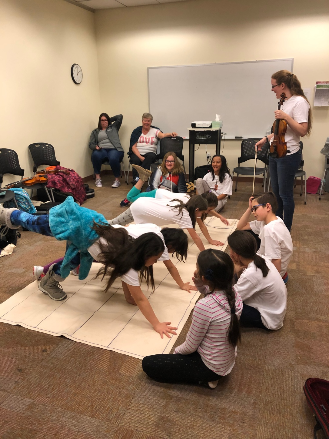 String Olympics Winter Workshop 2019 1