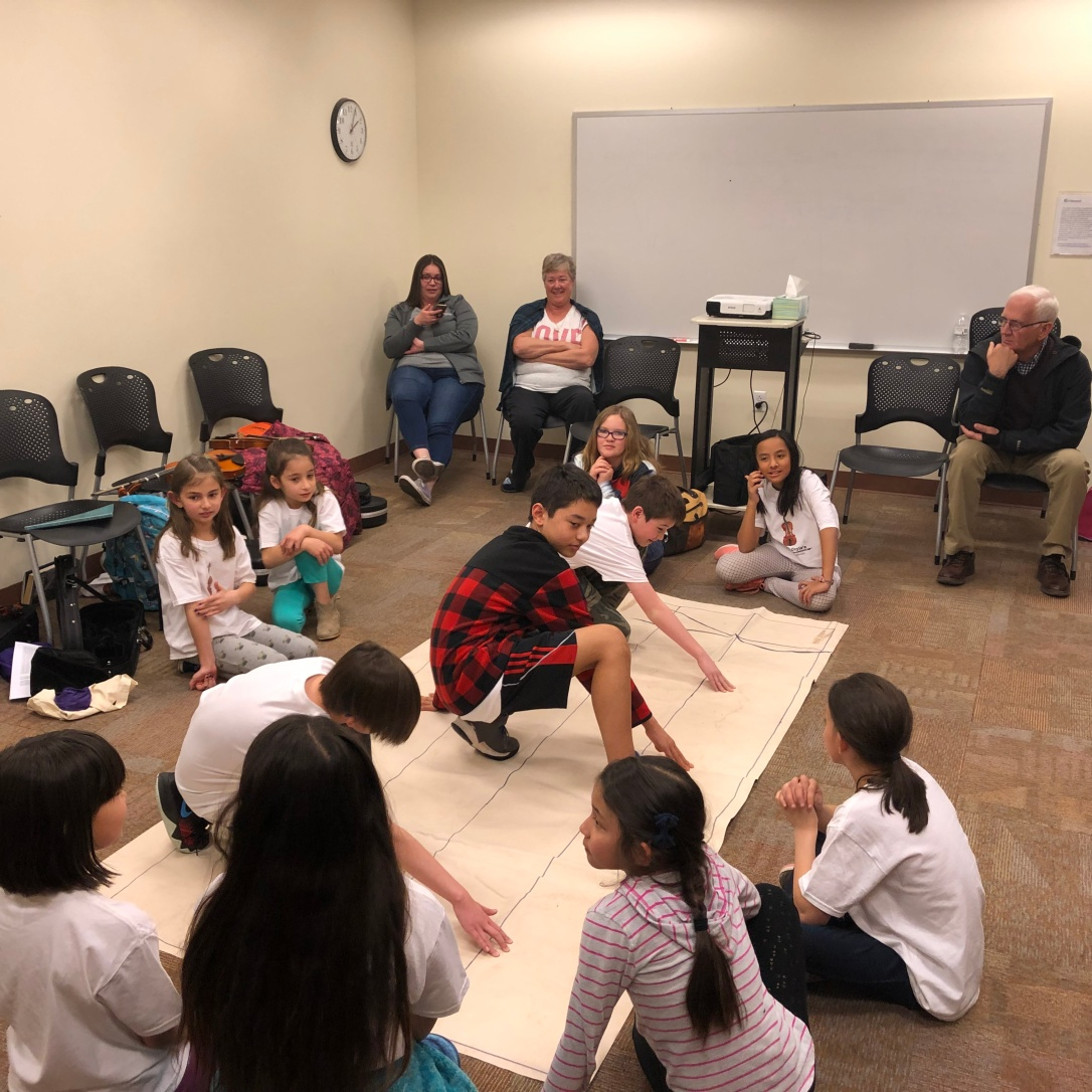 String Olympics Winter Workshop 2019 4