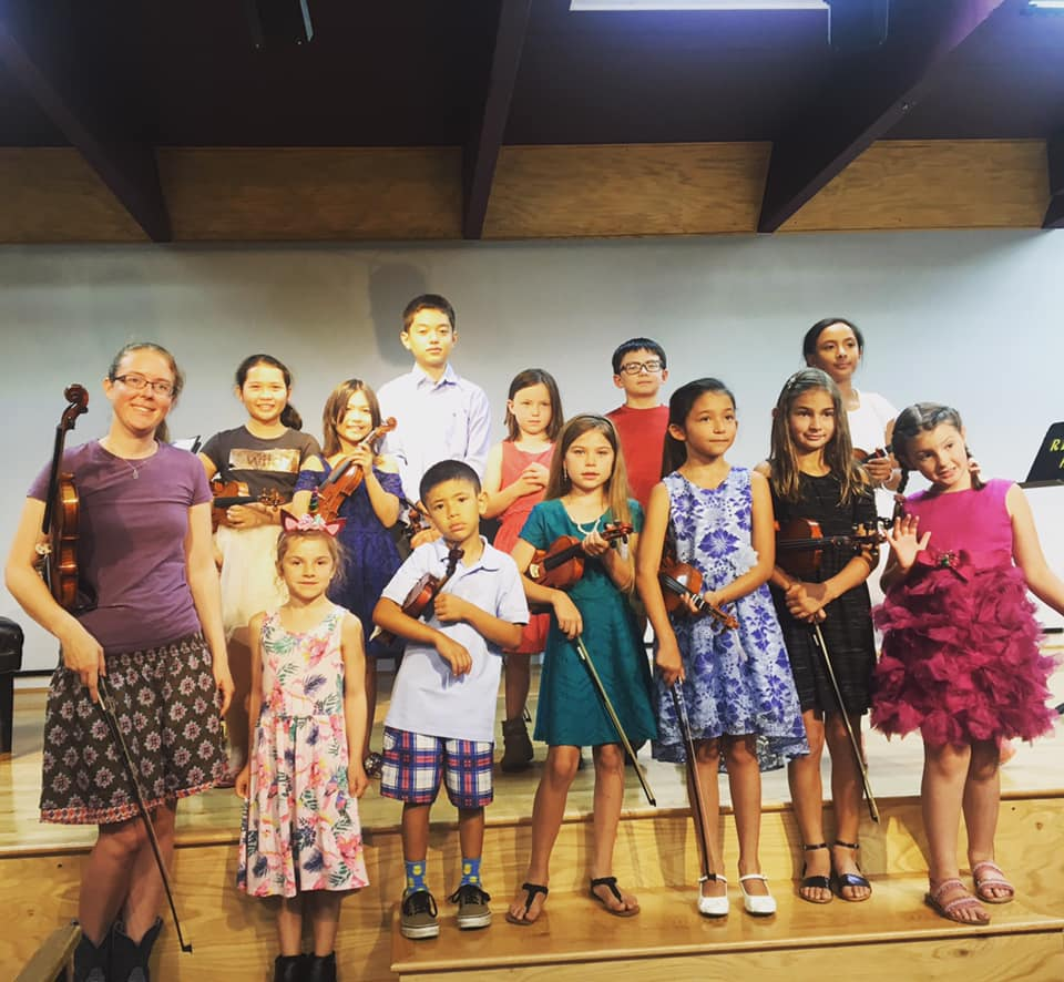 August 3, 2019 3:30 Summer Recital