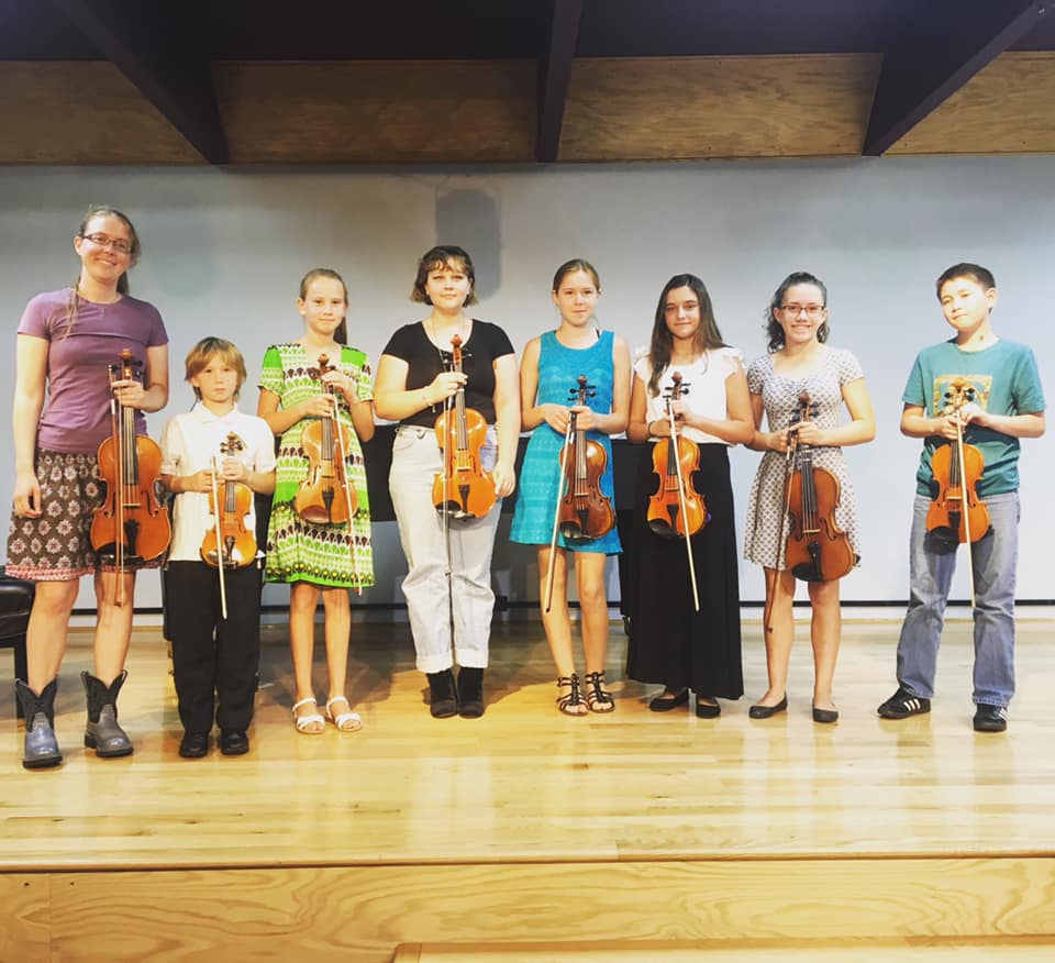 August 3, 2019 4:30 Summer Recital